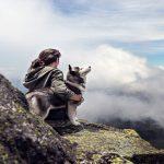 Se balader avec son chien : Ce n'est que du positif pour vous deux