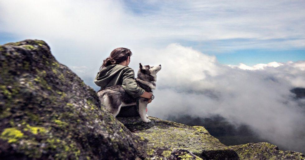 se balader avec son chien