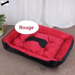 Superbe panier pour chien confortable et résistant (Morsures, grattage)