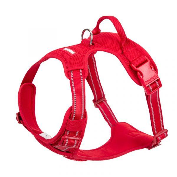 Joli harnais pour chiens - Avec doublure épaisse et poignée