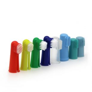 Brosse à dents doigtier